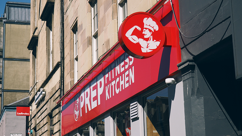 Prep Fitness Kitchen Glasgow