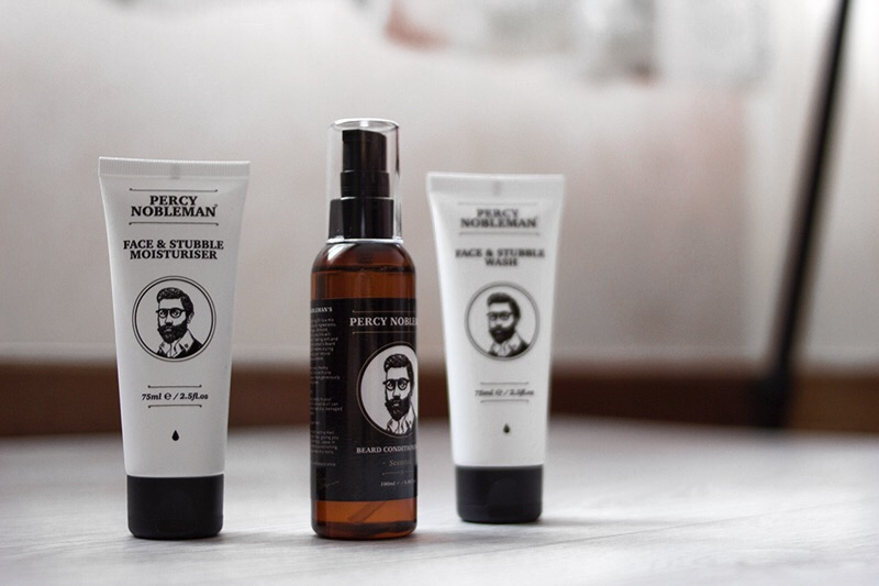 Percy Nobleman Beard Products