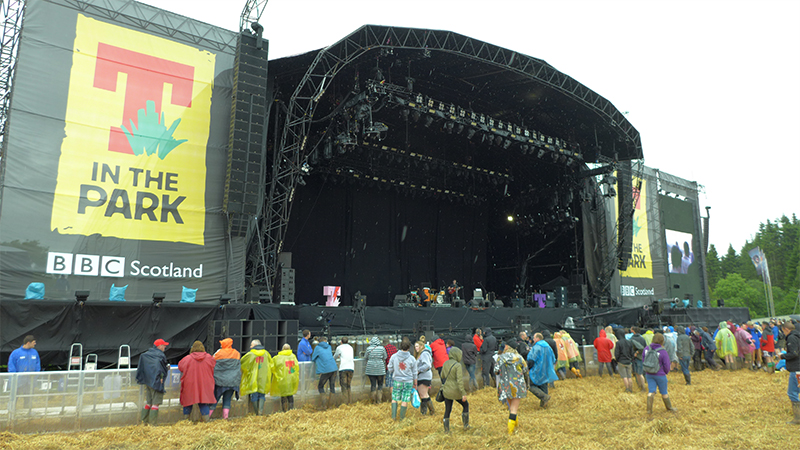 T in the Park 2016