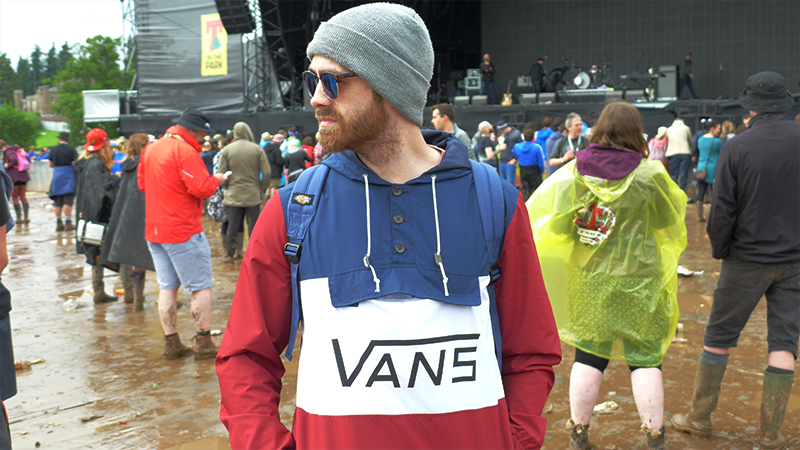 T in the Park Outfit