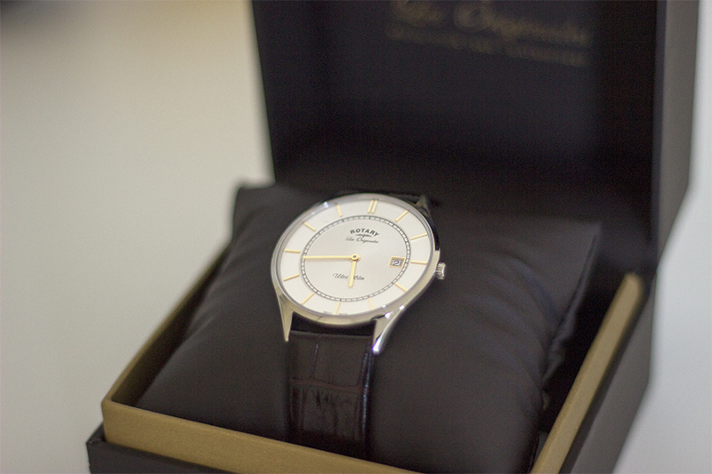 Rotary Ultra Slim Watch