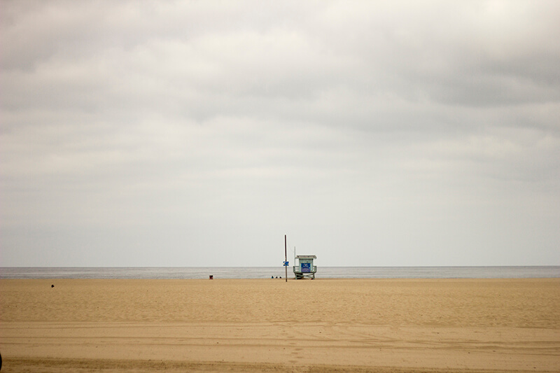 Lifeguard Station, Venice Beach, CA