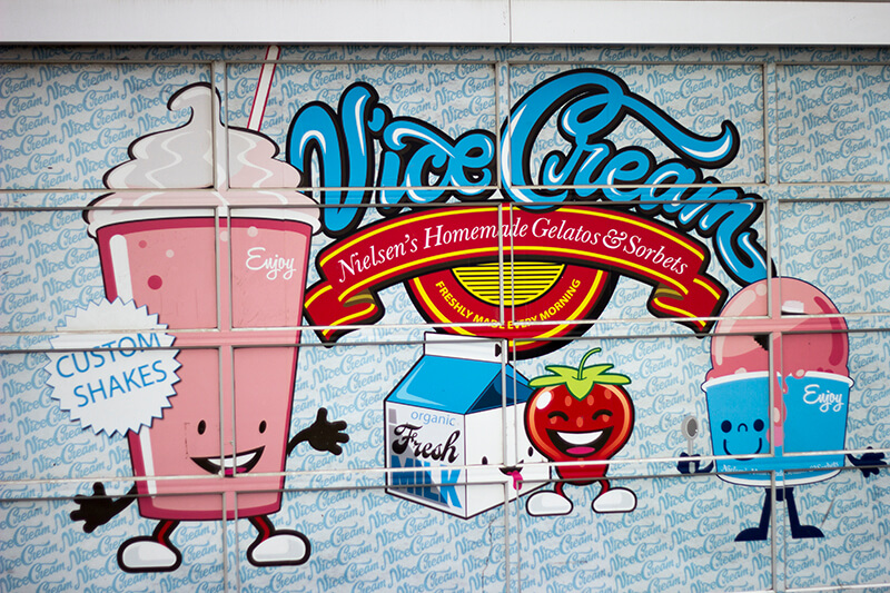 Vice Cream, Venice Beach, CA