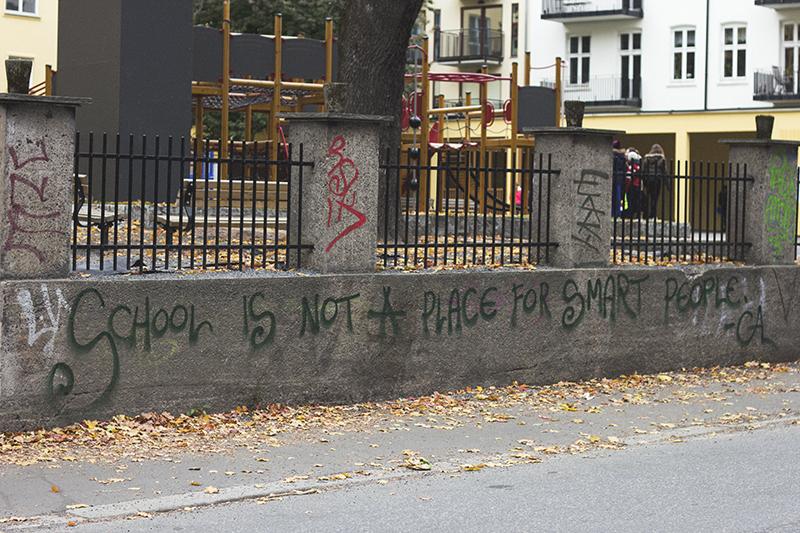 Graffiti Oslo