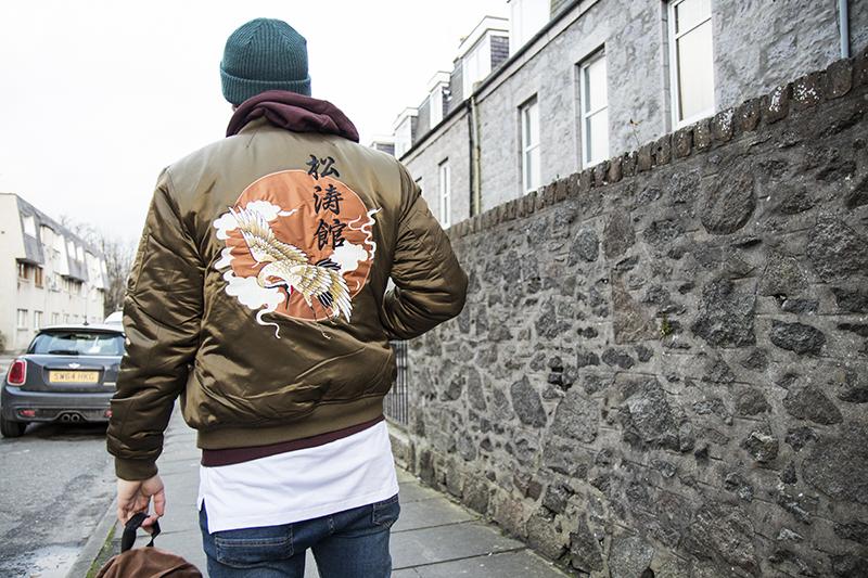 Topman Souvenir Jacket