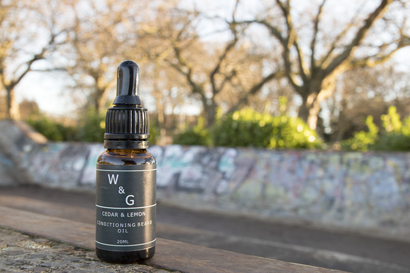 Westburn and Granite Beard Oil