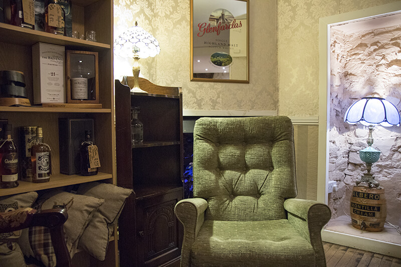 Taynuilt Hotel Interiors