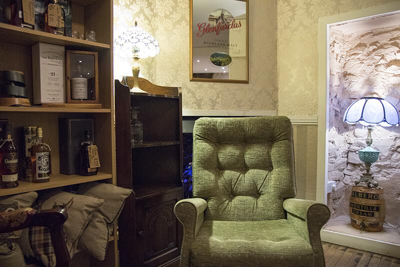 Taynuilt Hotel Interiors