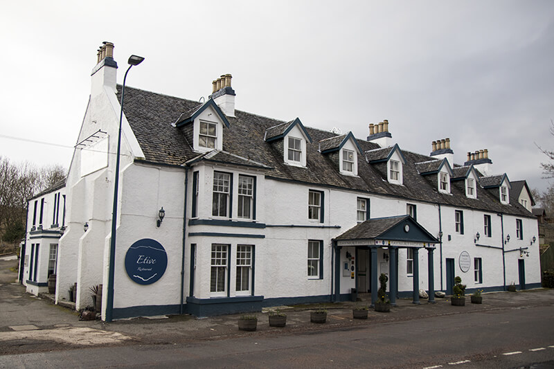Taynuilt Hotel and Etive restaurant