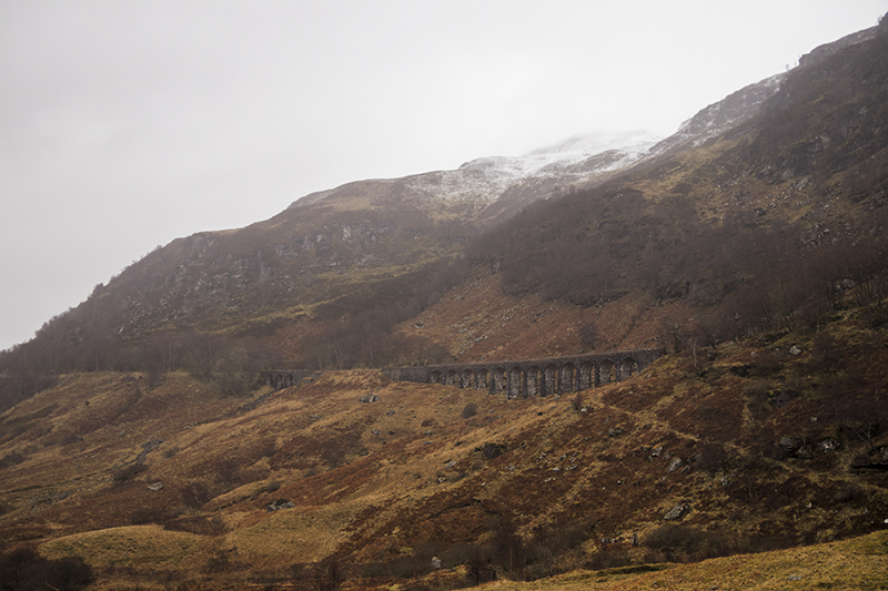 Aquaduct in Trossachs National Park