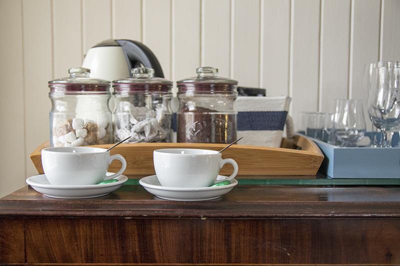 Taynuilt Hotel Room Teas and Coffee