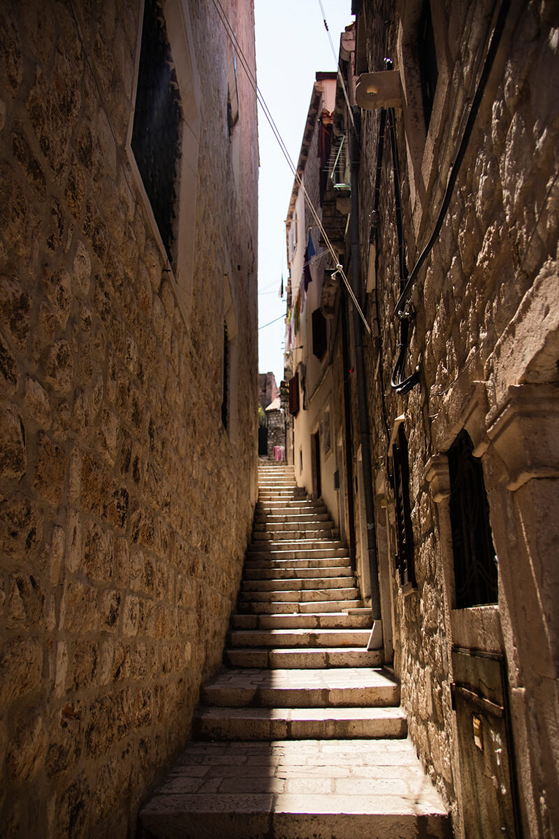Dubrovnik Staircases
