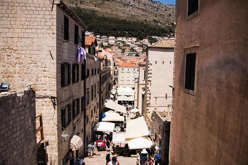 Dubrovnik Walk of Shame