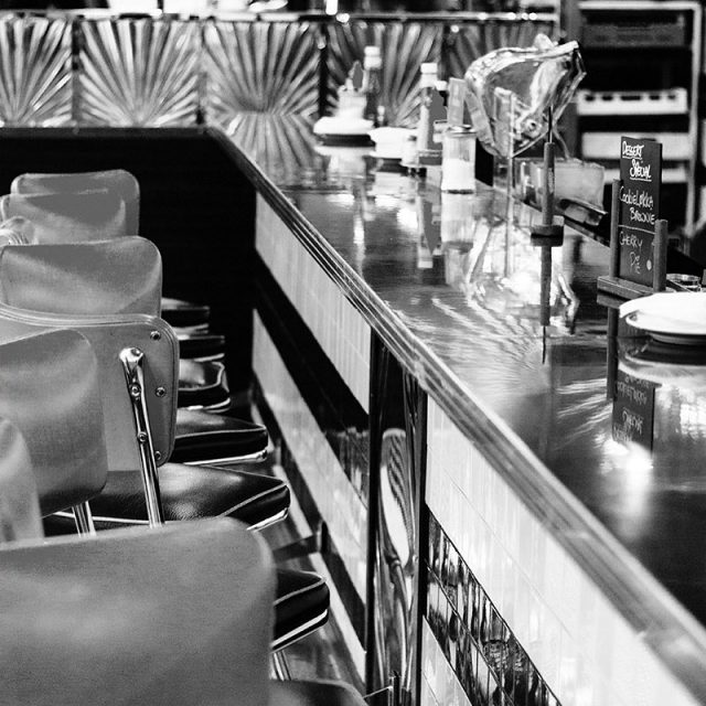 Love an old 50s diner Especially when its empty andhellip