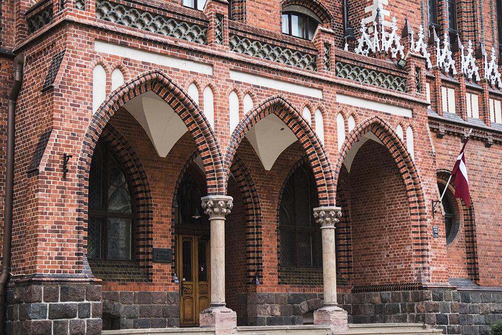 Architecture Riga