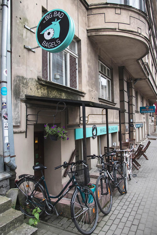 Big Bad Bagels, Riga