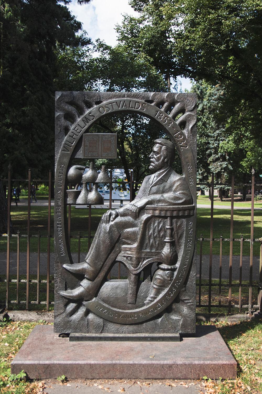 Vilhelms in Riga