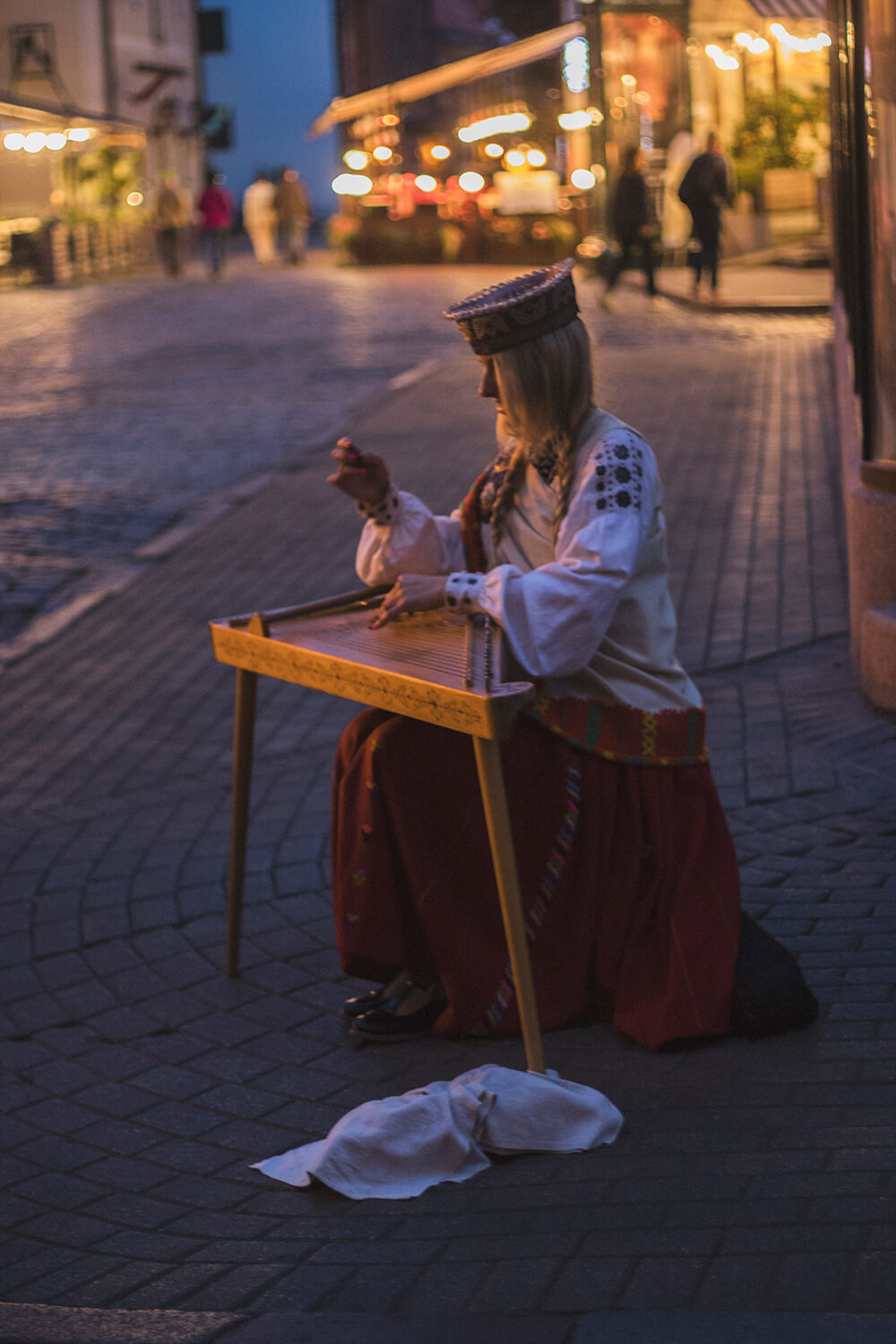 Latvian Traditional Clothing