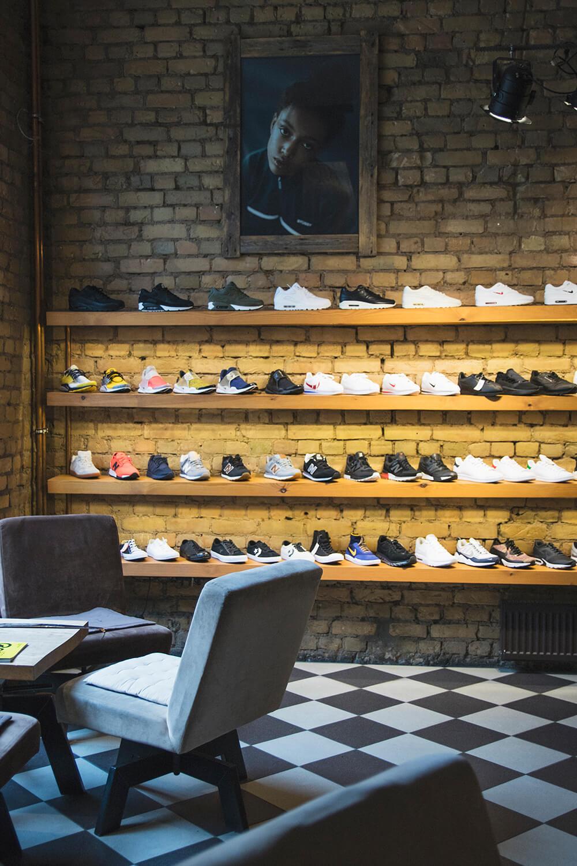 Sneaker Shops in Riga