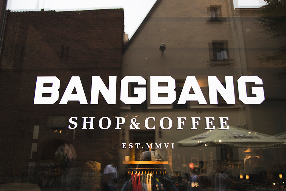 Bang Bang Shop and Coffee