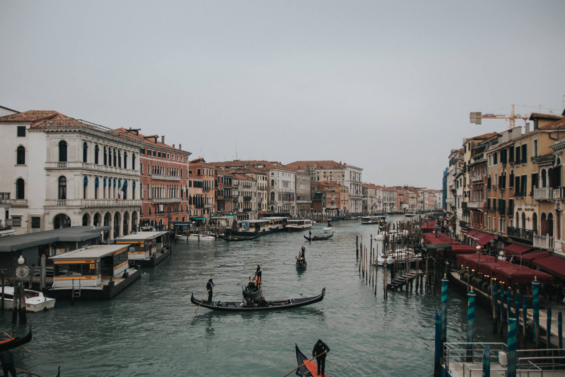 Beautiful sights in Venice